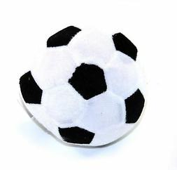 Soccer Ball Stuffed Plush Toy 6.5 Inch Party Decoration Favo