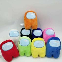 Soft Plush Among Us Plush Among Us Game Plush Toy Stuffed Do