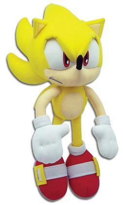 Sonic the Hedgehog: Super Sonic Plush