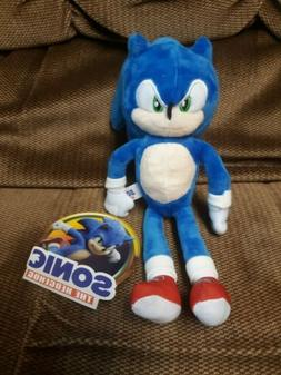 "Sonic the Hedgehog Movie 2020 Plush 10"" Inch Toy Factory N"