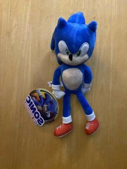 """Sonic the Hedgehog Movie 2020 Plush 10"""" Inch Toy Factory"""