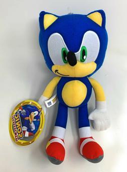 sonic the hedgehog plush 12 sonic sega