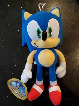 """Sonic the Hedgehog Plush Doll Stuffed Animal Toy 12"""" Authent"""