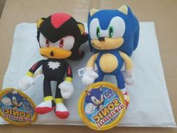 sonic the hedgehog plush figure toy factory