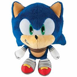 Sonic The Hedgehog Sonic Boom Super Plush Stuffed Big Head T