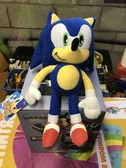 "Sonic The Hedgehog Stuffed Plush Character Toy 12"""