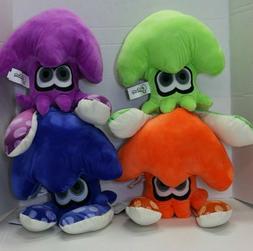 "Splatoon Squid Inkling 18"" Inch Soft Plush Toy Nintendo Lice"