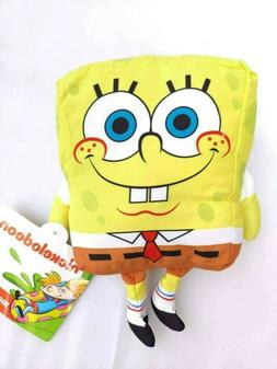 Spongebob Square Stuffed Animal Plush Doll Toy Gift Kids Boy