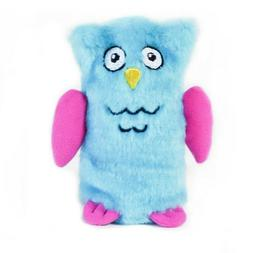 ZippyPaws Squeakie Buddie No Stuffing Plush Dog Toy, Small,