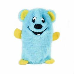 ZippyPaws Squeakie Buddie No Stuffing Plush Dog Toy, Small,