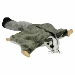 squirrel glider soft plush toy by frisbee
