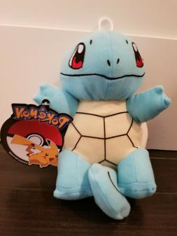 Squirtle Official Licensed Pokemon Plush Stuffed Doll Toy Gi