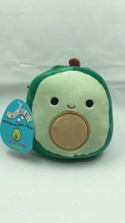 Kellytoy Squishmallow 5 Inch Plush Pillow Austin the Avocado