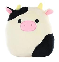 "Kellytoy Squishmallow Best Seller 12"" Conner Cow Plush Doll"
