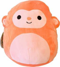 Squishmallow Plush Doll,  Squishmallow Monkey Plush Doll, So