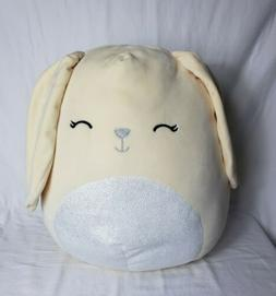 "Squishmallows 16"" Valentina the Bunny Soft Plush Kellytoy Ea"