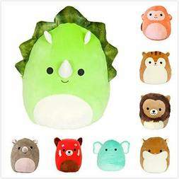 Squishmallows Stuffed Plush Mini Dolls Toy 5 Inch Assorted D