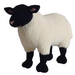 "ADORE 14"" Standing Marshmallow the Suffolk Sheep Stuffed Ani"