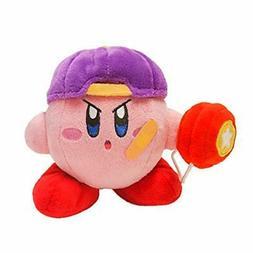 Sanei Star Kirby Plush Toy Doll KP29 Yo-Yo Kirby