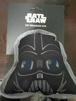 Star Wars Dog Squeaker Toy - Darth Vader - Brand New