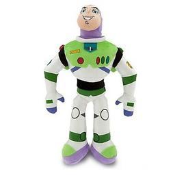 "Disney Store Pixar Toy Story Buzz Lightyear 10""  Bean Bag Pl"