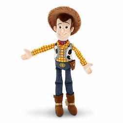 Disney Store Toy Story Sheriff Woody Cowboy Plush Toy Doll 1