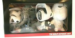 "Stormtrooper Plush Toy Set. Orlando ""2017"" Special Editi"