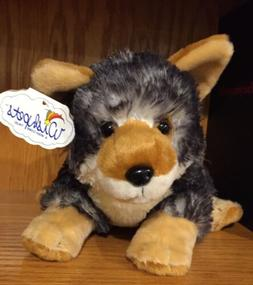 "Wishpets Stuffed Animal - Soft Plush Toy for Kids - 13"" Wolf"