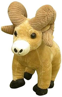 "Wishpets Stuffed Animal - Soft Plush Toy for Kids - 8"" Ram w"