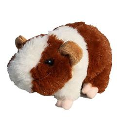Stuffed Animal Guinea Pig brown, 6.3 inches, 16cm, Plush Toy