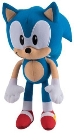 "Super Sonic the Hedgehog Classic 11.5"" Plush Toy"