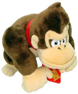 Super Mario Bros. 9-Inch Donkey Kong Plush