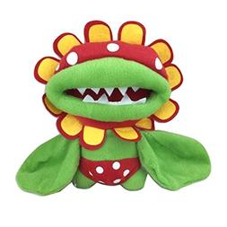 "Super Mario Bros Plush Anime 5.8"" / 15cm Petey Piranha Chara"