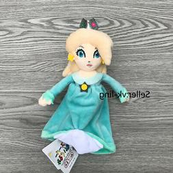 "Super Mario Bros Plush Toy Princess Rosalina 8"" Soft Stuffed"