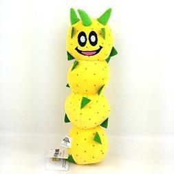"Super Mario Bros Pokey Cactus Enemy 9"" Plush Soft Toy Stuffe"