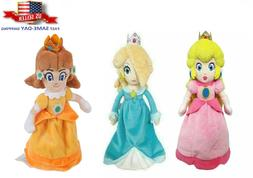 Super Mario Bros Princess Peach / Rosalina/ Daisy Plush Toy