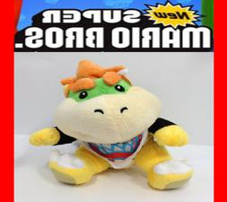 "New Super Mario Bros Series 10"" Roy Koopa Plush Toy Doll Toy"