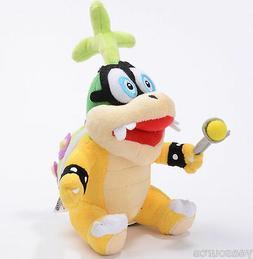 Sanei Super Mario Iggy Hop Koopa Plush Toy Series Plush Doll