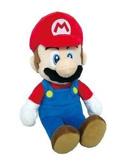 "Little Buddy Toys Super Mario All Star Collection Mario 10"""