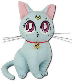 "Sailor Moon Super S Guardian Cat Diana 8"" Plush Toy Official"