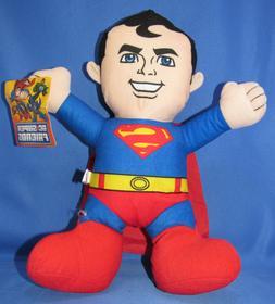 """SUPERMAN"" - DC SUPER FRIENDS 13"" Plush Doll - Toy Factory"