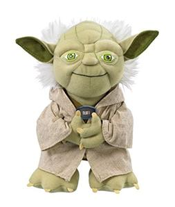 Star Wars 9 Inch Talking Yoda Ages 3+, 1 ea
