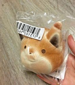 Tanuki to Kitsune Bread plush Doll Toy mountain bakeries Ban