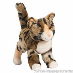 "TASHETTE BENGAL CAT 9"" by Douglas Cuddle Toy stuffed soft an"