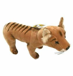 "Tasmanian Tiger Thylacine soft plush stuffed toy Cooper 12""/"