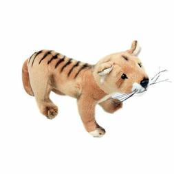 "Tasmanian Tiger Thylacine soft plush toy Sammy 8""/20cm by Bo"