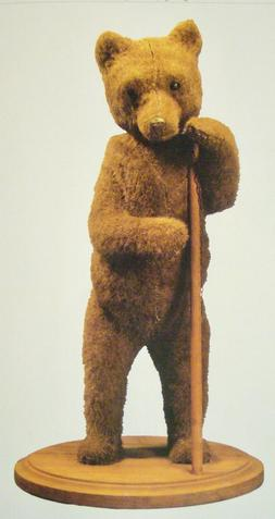 Teddy Bear - A Loving History • Antique Stuffed Animals Pl