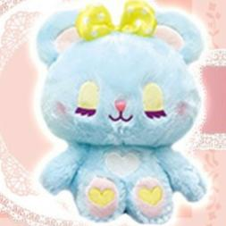 Amuse Teddy Bear Plushie Plush Stuffed Animal Toy Cotton Can