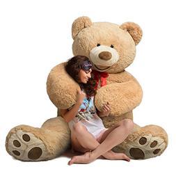 HollyHOME Teddy Bear Stuffed Animal Giant Bears Plush Light