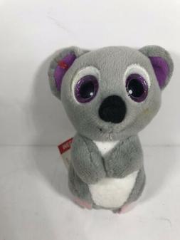 TY Teenie Beanie Boos 2017 Mel Koala Plush Toy Stuffed Anima